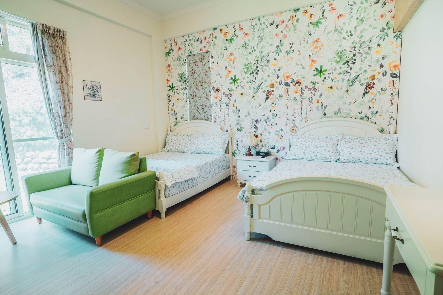 Quadruple Room Type (Low Floor)